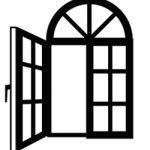 Hee is de Hebreeuwse letter venster